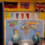 Travel Corner School Project