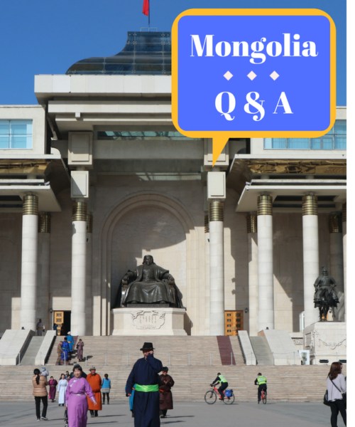 Questions & Answers – Mongolia